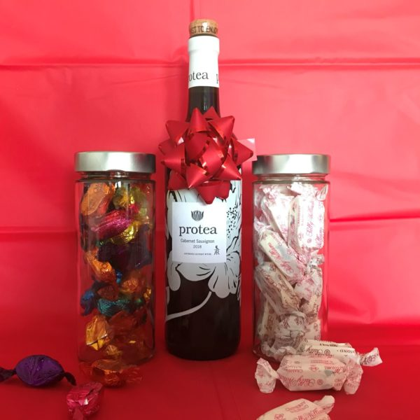 Quality Street chocolates, Sally Williams nougat with red wine