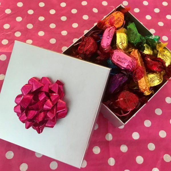 Quality Street chocolate sweets
